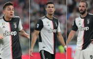 Sarri đã sai, Ronaldo hoàn toàn có thể sát cánh cùng Dybala và Higuain