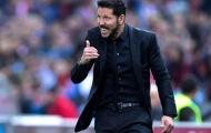 Atletico, đánh bại Liverpool và Diego Simeone sẽ đập tan mọi chỉ trích!