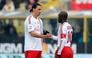 """""""Ibrahimovic cãi nhau với Seedorf và chúng tôi thắng 7 trận liên tiếp"""""""