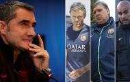 Thống kê kinh hoàng, Barca của Valverde quá tệ hại so với Pep Guardiola