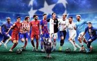 Vòng knock-out Champions League: Nước Anh gặp khó?