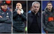 4 CLB Anh ở vòng 16 đội Champions League: Mourinho cười, Pep khóc?
