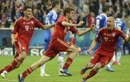 Sau 7 năm, Bayern chỉ còn 3 nhân chứng lịch sử ở trận thua trước Chelsea