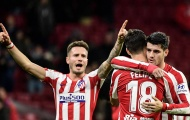'Siêu vũ khí' trở lại, HLV Simeone tự tin đối đầu Liverpool