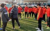 Cất nhiều át chủ bài, U23 Việt Nam bất phân thắng bại với đội bóng Hàn Quốc