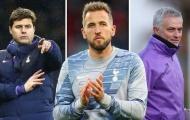 Harry Kane: 'Tôi tôn trọng Pochettino, nhưng Mourinho...'