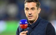 Neville: 'Man United cần 3 cầu thủ đó'