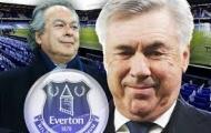 NÓNG! Ancelotti sẽ cập bến Everton trong tuần này