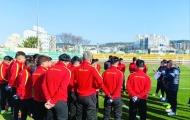 VFF cập nhật tình hình chấn thương của 4 tuyển thủ U23 Việt Nam
