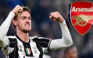 Arsenal tái khởi động thương vụ 17 triệu bảng để 'vá' hàng thủ