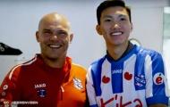 HLV Heenrenveen tiết lộ lý do tạo cơ hội ra sân cho Đoàn Văn Hậu