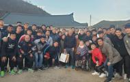 HLV Park Hang-seo tiết lộ lý do đưa U23 Việt Nam về thăm quê nhà
