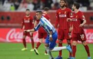 'Không có Van Dijk, hàng thủ Liverpool đã thiếu đi điều đó'