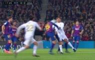 Sao Real phá vỡ im lặng, vạch trần sự thật bị hàng thủ Barca chơi xấu