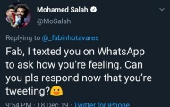 'Thoát chết' tại Qatar, Salah công khai chỉ trích đồng đội