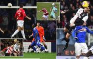 Ronaldo và những pha đánh đầu kinh điển