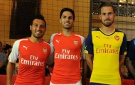 Arteta vừa tới, 2 công thần một thời của Arsenal như 'phát rồ'
