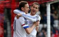 Matic: 'Vấn đề duy nhất của Hazard là...'