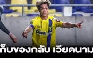 Truyền thông Thái Lan: Công Phượng, về nhà đi thôi!