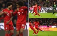 'Bộ đôi đầu xù' quá sắc bén, Bayern giành 6 điểm theo cùng kịch bản khó tin