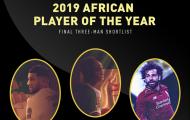 CHÍNH THỨC: Premier League tiếp tục thống trị giải thưởng Quả bóng vàng Châu Phi