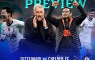 Đội hình kết hợp Tottenham - Chelsea: Tuyến giữa không thể khác