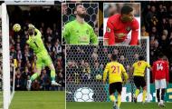 5 điểm nhấn Watford 2-0 Man United: Lingard cần bị 'trảm'; Hàng công tái phát 'bệnh cũ'