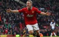 Đội hình M.U hay nhất Premier League 10 năm qua: 'Terminator' + 'Ninja gừng' + 'Hà Lan bay'