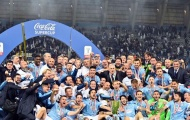 Sarri mắc sai lầm, Juventus bị Lazio đánh bại ở Supercoppa Italiana 2019