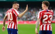 'Trò cưng' Simeone toả sáng, Atletico đánh bại thuyết phục Real Betis