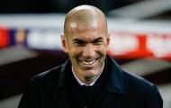 Vì sao Zidane khẳng định Real không mua thêm tiền đạo?