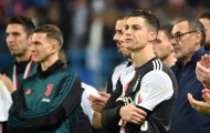 """""""Xem Ronaldo thi đấu, có cảm giác giờ nghỉ nên đến sớm hơn"""""""