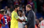 Alisson tiết lộ điều Klopp đã làm trong phòng thay đồ Liverpool