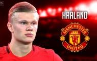 Bạn đã biết Erling Haaland hợp thế nào với Man Utd?