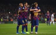 Barca thu về hơn 100 triệu euro nếu thanh lý 4 cái tên ngay tháng Giêng