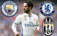 Man City nhảy vào cuộc đua giành sao 44 triệu bảng với Chelsea