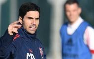 Arteta gật đầu, Arsenal lên đường đón 'nỗi xấu hổ tuyển Pháp' về Emirates
