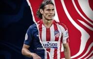 Cavani đến Atletico Madrid: Một mũi tên trúng 3 con nhạn