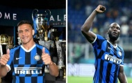 Chuyển đến Inter Milan, Lukaku và Sanchez vẫn được Premier League vinh danh