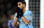 SỐC! Nhanh nhảu đoảng, Mahrez lỡ miệng tiết lộ đồng đội chia tay Man City