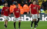 'Man Utd đá như lão già... làm tình. Chỉ mang tới thất vọng'