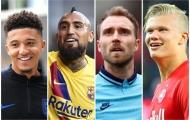 5 'siêu bom' được chờ đợi nhất chợ Đông: Man Utd tiên phong?