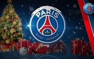 Dàn sao PSG hạnh phúc bên gia đình đón Giáng Sinh ấm áp