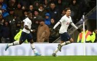 Dele Alli lập siêu phẩm, Tottenham ngược dòng kịch tính trên sân nhà