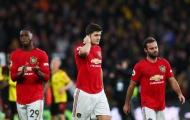 Man Utd - Khi top 4 không còn là 'thói quen'