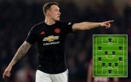 'Thanh trừng' triệt để, Man Utd cần thải loại 3 cái tên trong năm 2020