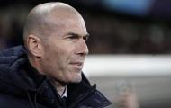 Hàng công tịt ngòi, vì sao Zidane vẫn tự tin?