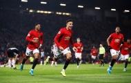'Mũi đinh ba' Man Utd thăng hoa, Ole tuyên bố 1 câu gây choáng