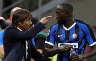 Với 1 hành động, Lukaku khiến Conte cảm thấy ấm lòng