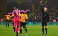 Ai mắc lỗi trong pha bóng Ederson Moraes nhận thẻ đỏ?